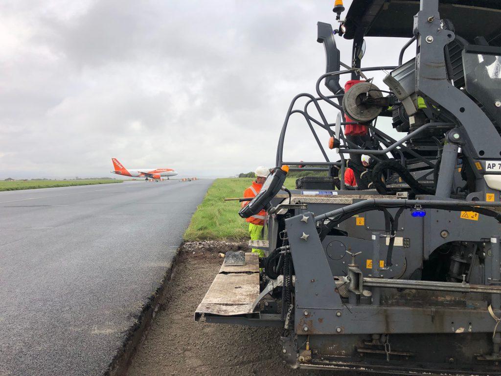 Sefton Surfacing Work at Airports